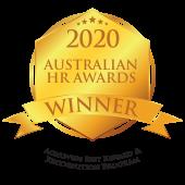 Employsure Australian HR Awards 2018 Winner