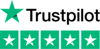 Trustpilot five star logo for Employsure